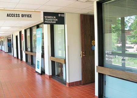 TriC West Campus Interior