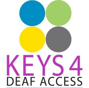Keys for Deaf Access